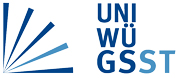 Logo der Graduate School of Science and Technology Würzburg